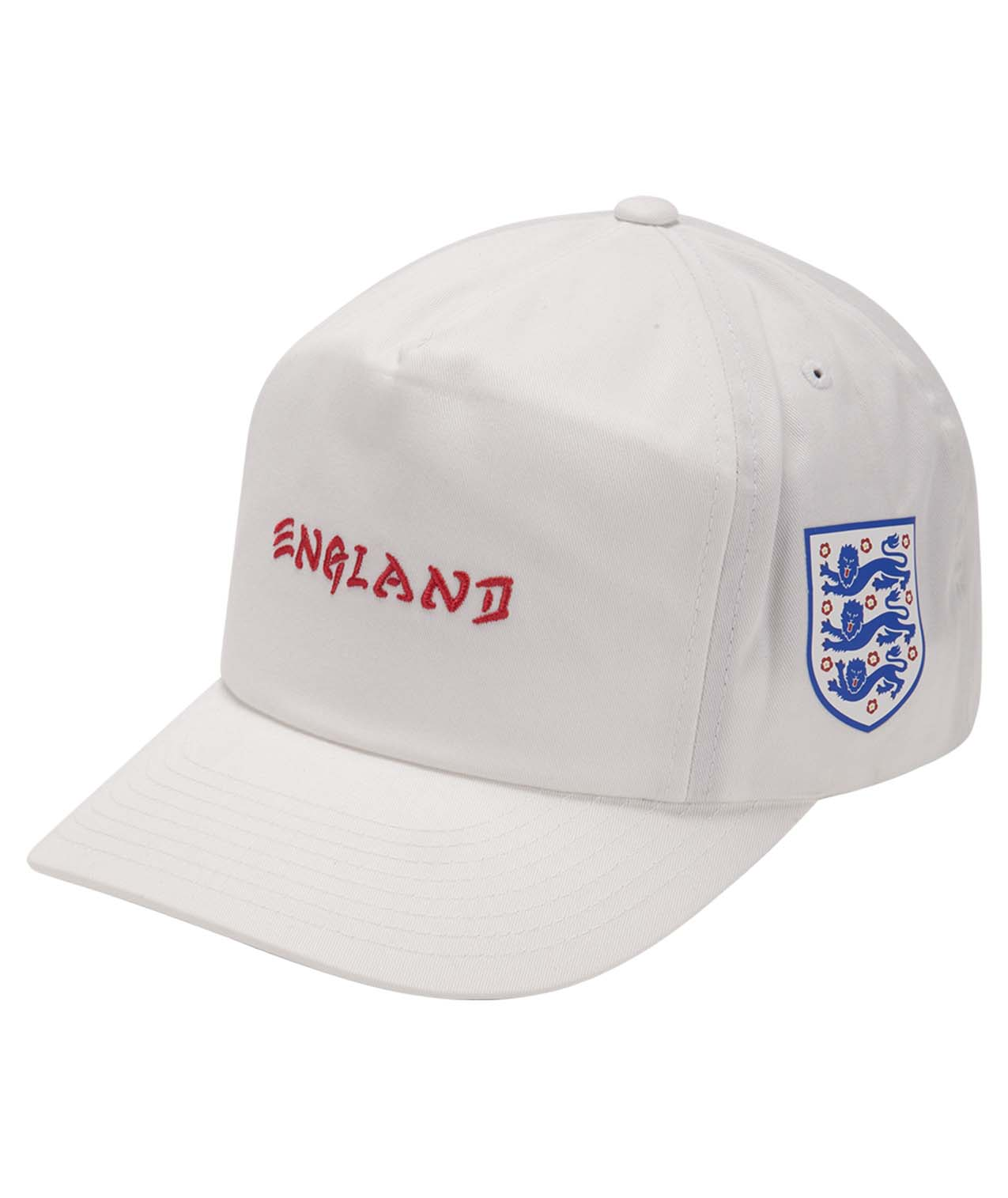 HURLEY M ENGLAND NATIONAL TEAM HAT 100
