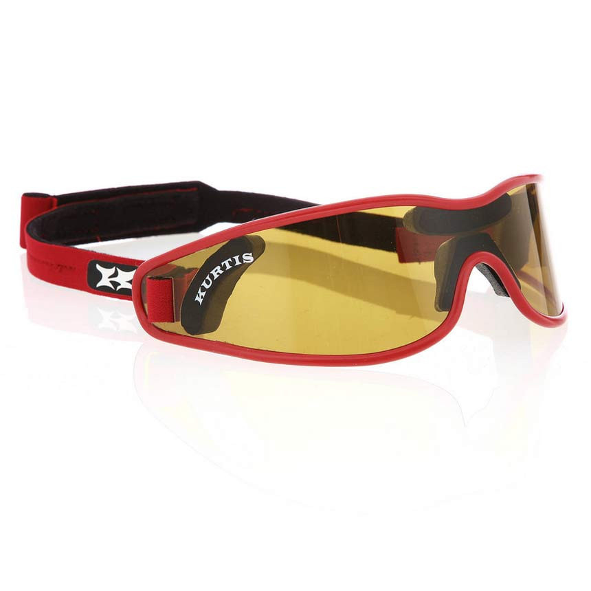 KURTIS USA SURF GOGGLES NECKER red