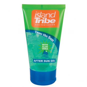 ISLAND TRIBE AFTER SUN GEL ALOE VERA 125ml