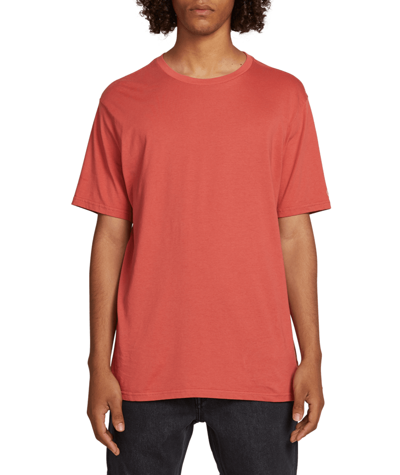 VOLCOM SOLID S/S TEE mnl A5031807