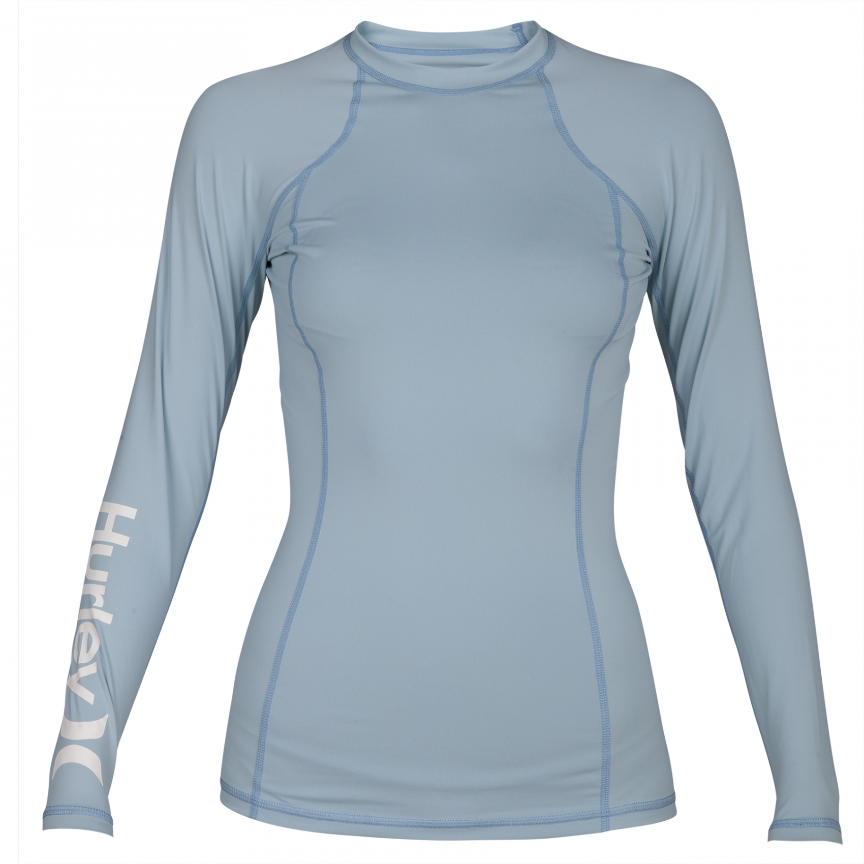 HURLEY W ONE ONLY RASHGUARD L/S 452
