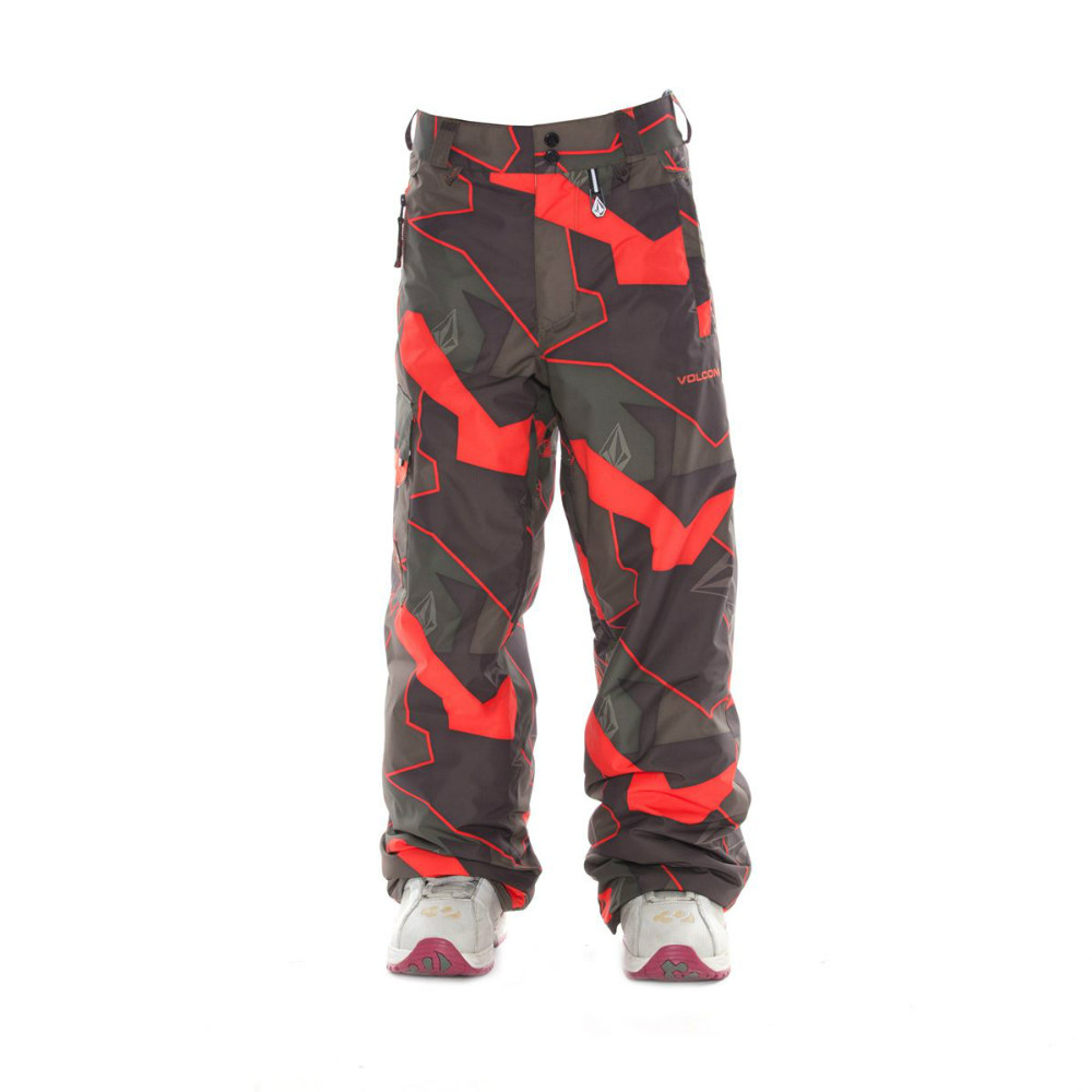 VOLCOM FOXTAIL INS PANT MIL I1251302