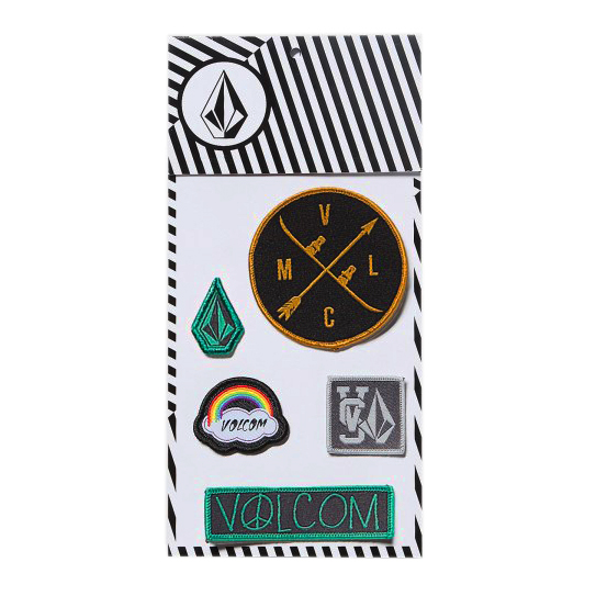 VOLCOM SNOW PATCHES AST K6751400